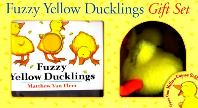 Fuzzy Yellow Ducklings Gift Set By Van Fleet, Matthew/ Van Fleet, Matthew (ILT)