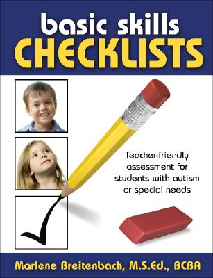 Basic Skills Checklists By Breitenbach, Marlene